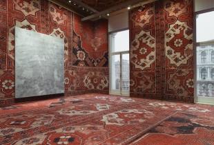 Installation view at Palazzo Grassi Photo: Stefan Altenburger. Courtesy of the artist.