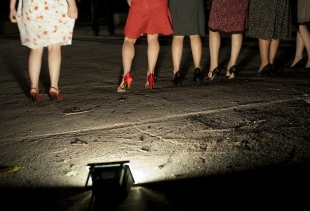 Donne, a Le Danse des Amants, 7 July 2013 at Campi Flegrei