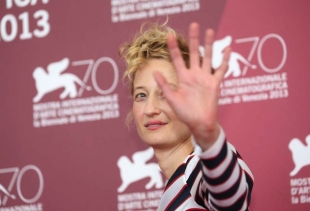 Alba Rohrwacher, photo call at Venice 70