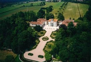 Villa Tiepolo Passi: home of associazione Ville Venete, the festival organizers