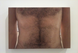 Ellen Altfest, Torso, courtesy the artist and White Cube, courtesy photo pr/undercover