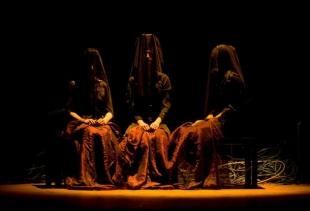 Claudio Gay, Le Sconfitte Opera, set picture, Teatro Lirico Magenta