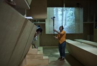 Urban Songline - Gwangju Design Biennale 2011, Gwangju, South Korea. image credits: Sung Bo Shim