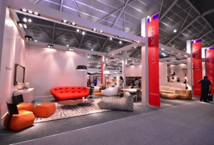 IFFS 2013, the Ligne Roset stand