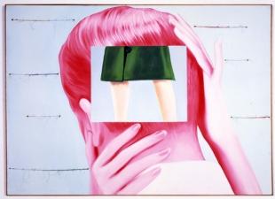 Walter De Maria (Albany, California, 1935- New York, 2013)<br /> Balldrop,1961, wooden box with pencil, edition of 6<br /> New York, Solomon R. Guggenheim Museum, Panza Collection, Donation, Photo credit: David Heald<br />
