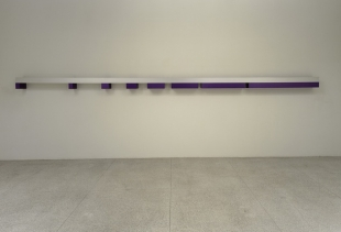 Donald Judd (Excelsior Springs, Missouri, 1928 - New York, 1994)<br /> Untitled,1970, New York, Solomon R. Guggenheim Museum, Panza Collection, <br />