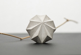 Rok by Desinere (concrete paperweight)