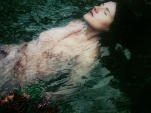 Silvia Camporesi, Studio per Ofelia, 2004/2010, detail of a diptych, picture: pr/undercover