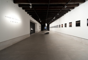La Gondoliera, Yamaha Hanako and Alex Hai, show view, courtesy Jarach Gallery and the artist