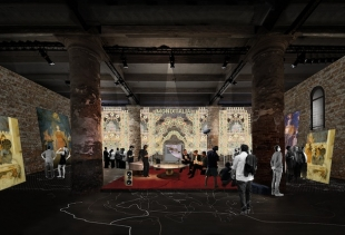 Monditalia – Corderie – Talks, courtesy la Biennale di Venezia, copyright Rem Koolhaas