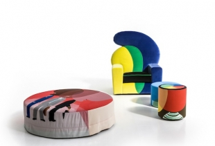 Chair Lift, Martino Gamper and Macdonald for Moroso