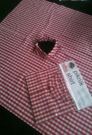 PIK NIK Shirt by Josè Morgado