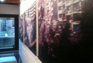 Sophie Franza's paintings