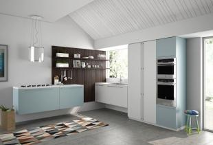Cromatik kitchen, Doimo Cucine
