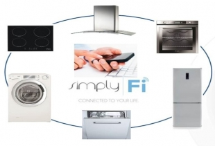 Simplyfi, app and remote control, Candy
