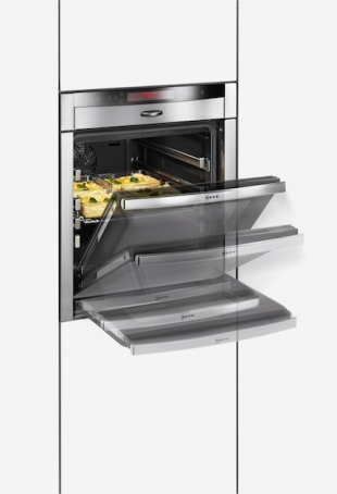 Slide and Hide, oven, NEFF