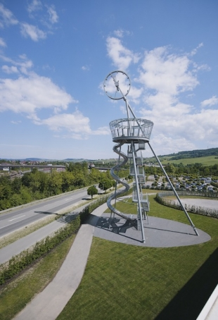Slide Tower (Carsten Holler), courtesy picture Vitra