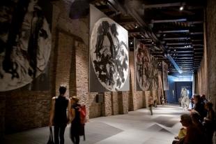 Fondazione Vedova (Renzo Piano) (courtesy Maranzano/Fond. Emilio and Annabianca Vedova)