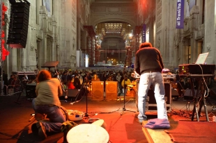 Domus 80: the world music festival, courtesy Danilo Capasso