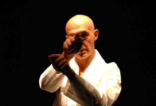 BIENNALE TEATRO 2015:  Antonio Latella - A. H.