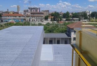 The inner premises (detail of the foamed aluminum), courtesy picture pr/undercover