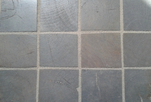 detail of the flooring (stone cut and treated as wooden logs), courtesy picture pr/undercover