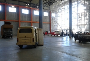 Magazzino, the artists' car, courtesy picture pr/undercover