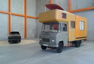 Magazzino, the artists' car, courtesy picture pr/undercover