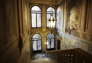 Aman, Grand Stairway