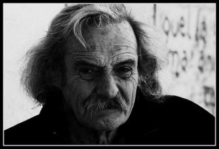 Jack Hirschman, courtesy Marco Cinque