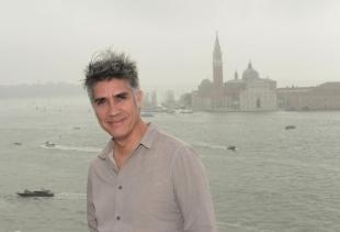 Aravena, pictured by Giorgio Zucchiatti, courtesy Venice Biennale