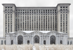 My Detroit Postcards at US Pavilion: Jennifer Garza-Cuen, Reno, NV.<br />