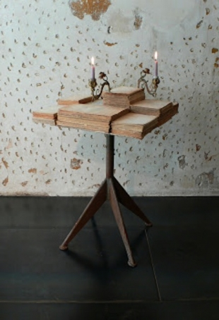 per me e per pochi, coffee table at Home from Home curated by Diana Marrone
