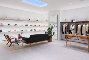 Coelux 45 HC in a luxury retail space