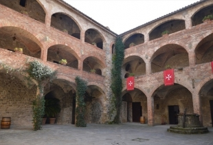 Castello dei Cavalieri di Malta, Umbria