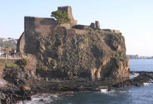 Castello di Aci, Sicily (Aci Castello, Catania)