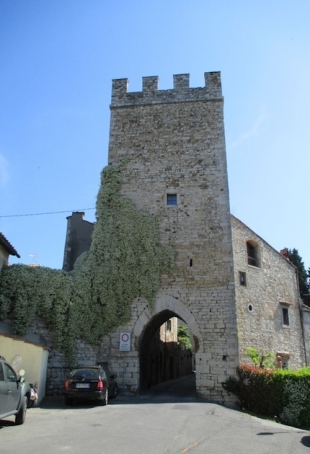 Calenzano Castle, Calenzano (Tuscany)