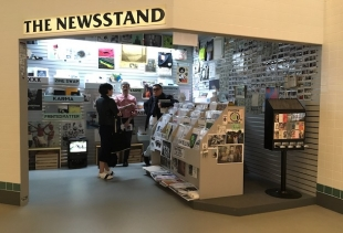 The Newsstand by L. Siveri - ph. pr/undercover