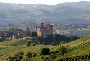 Grinzane Cavour Castle, Unesco World Heritage, Piedmont