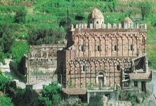 Fortified Church San Pietro e Paolo D'Agrò, Sicily
