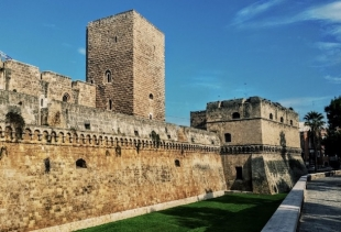 Svevo Castle, Puglia