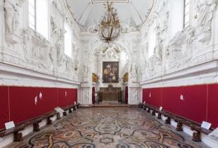 Oratorio di San Lorenzo, courtesy Manifesta-Cave Studio