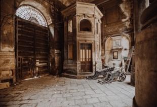 Palazzo Costantino, courtesy Manifesta-Cave Studio