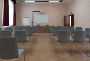 VID: One of the smaller MICE auditorium, refurbished by Aresline