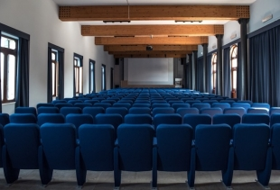 VID: the main auditorium refurbished by LCF