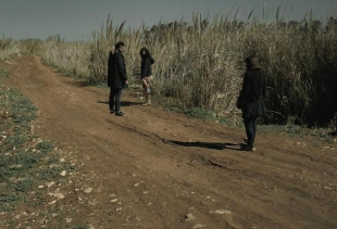 A still from the movie Yom Adaatou Zouli (The Day I Lost My Shadow) by the Syrian director Soudade Kaadan<br />