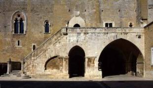 Castello di Gioia del Colle (Puglia)