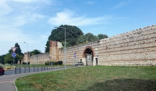 Mura di Vicenza (Vicenza walls) courtesy F. Meneghelli