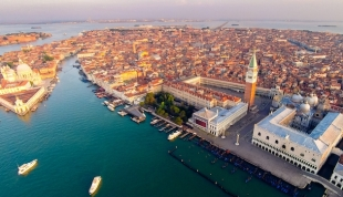 Area Marciana (Venice), credits Shutterstock
