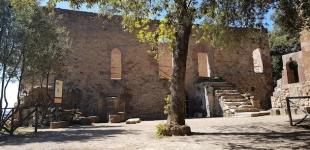 Aymerich Castle, Laconi (Sardinia)